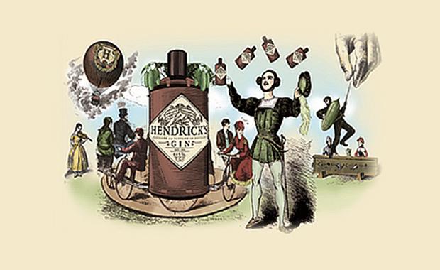 hendrick-gin