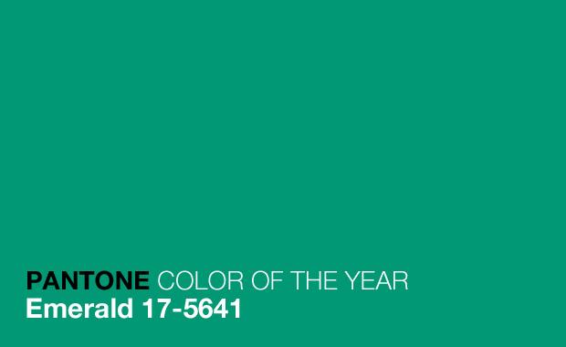 El Color Del A 241 O 2013 Pantone 17 5641 Abre El Ojo