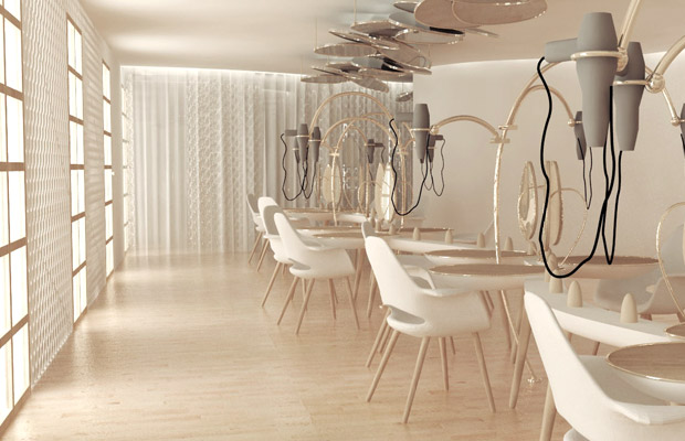 Presentaci n de los proyectos fin de estudios del t tulo - Proyecto de diseno de interiores ...
