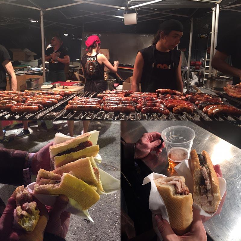 Comida de festival - Sopalmo