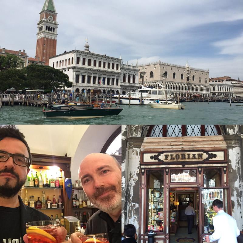 Venecia, Sopalmo on tour 2015