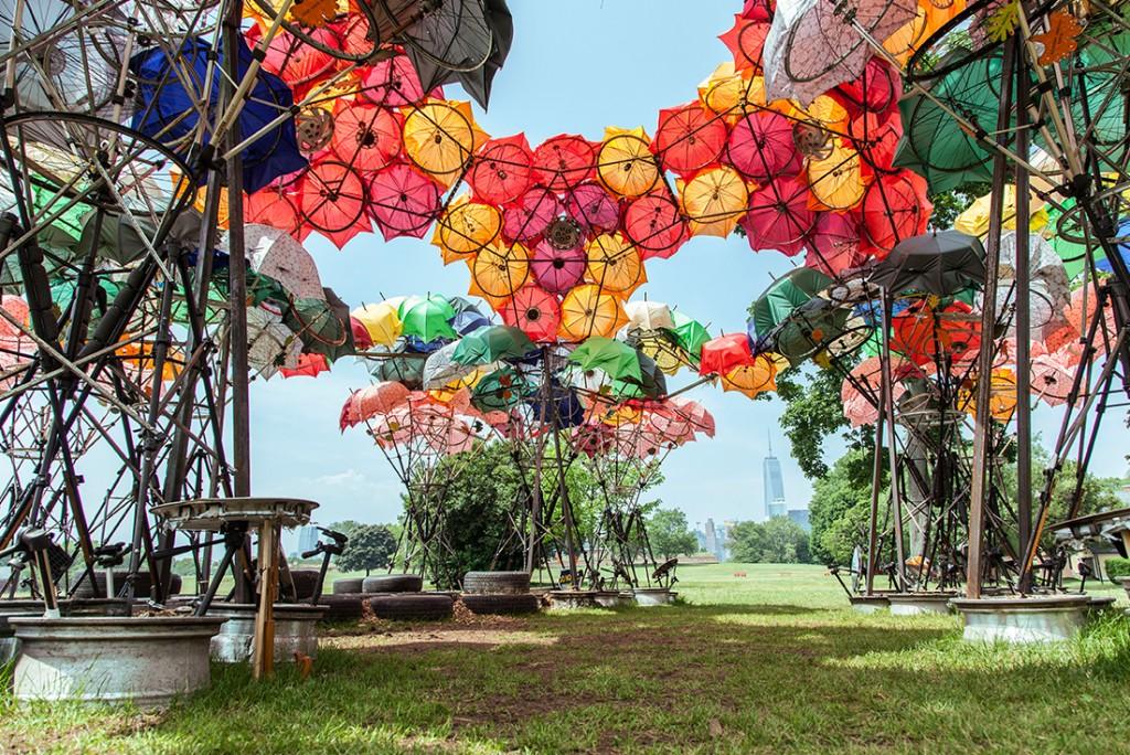 Organic Growth Pavilion