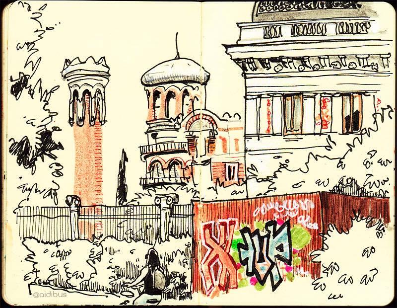 Madrid-a-trazos-Ana-rojo