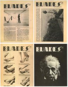 Cubiertas de Buades. Periódico del arte. Catálogo del Patio Herreriano, p. 93.