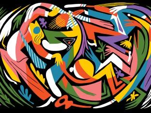 Muestra de Bendik Kaltenbon en el IED Madrid
