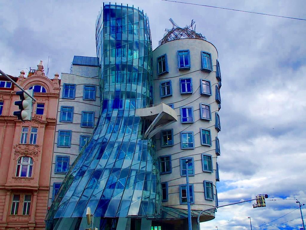 casadanzante, Praga