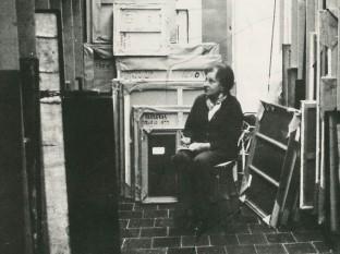 Juana Mordó, Galerista
