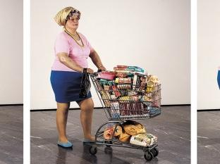 Supermarket-Lady-Duane-Hanson