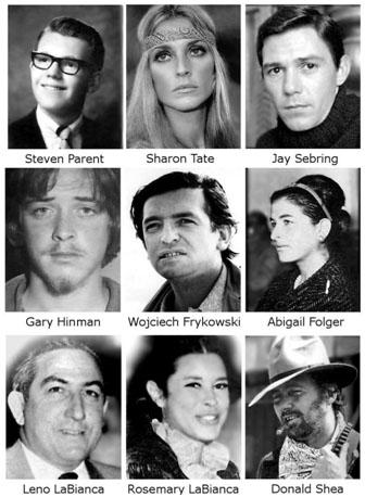 Charles Manson Victims