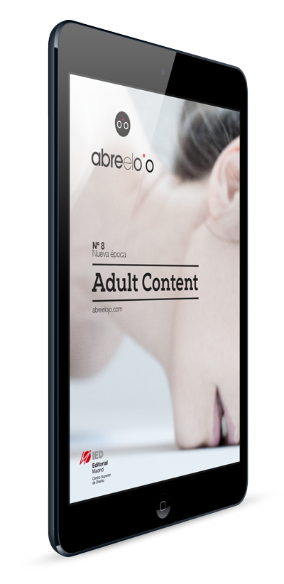 Abre el Ojo - Nº 8 - Adult Content