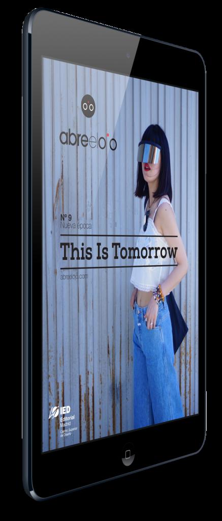 Web Abre el Ojo, Número 9, This is Tomorrow, Tasha Yiran